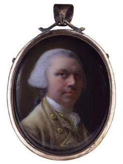 Nathaniel Hone, by Nathaniel Hone, circa 1760-1770 - NPG 1878 - © National Portrait Gallery, London