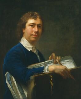 Nathaniel Hone, by Nathaniel Hone - NPG 177