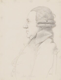 John Hoole, by William Daniell, after  George Dance - NPG 3089(9)