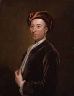 Thomas Hopkins, by Sir Godfrey Kneller, Bt - NPG 3212