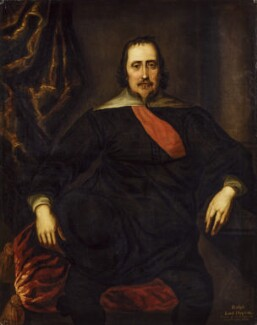 Ralph Hopton, 1st Baron Hopton of Stratton, after Unknown artist - NPG 494