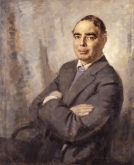 Leslie Hore-Belisha, Baron Hore-Belisha, by Clarence White, 1936 - NPG 4860 - © National Portrait Gallery, London