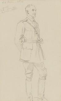 Henry Sinclair Horne, Baron Horne, by John Singer Sargent, circa 1922 - NPG 2908(4) - © National Portrait Gallery, London