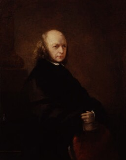 Richard Henry (or Hengist) Horne, by Margaret Gillies - NPG 2168