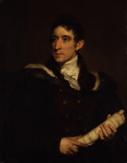 William Horsley, by William Owen - NPG 1655