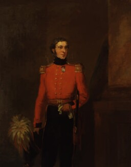 Beaumont Hotham, 3rd Baron Hotham, by William Salter - NPG 3727
