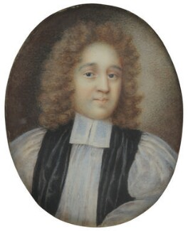 John Hough, by Simon Digby - NPG 3685