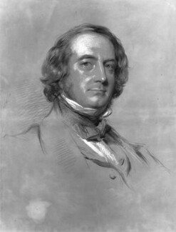 Richard Monckton Milnes, 1st Baron Houghton, by George Richmond - NPG 3824