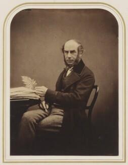 Robert Hudson, by Maull & Polyblank, circa 1855 - NPG P106(13) - © National Portrait Gallery, London