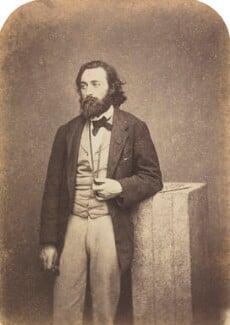 Arthur Hughes, by W. & D. Downey, circa 1858-1864 -NPG P30 - © National Portrait Gallery, London