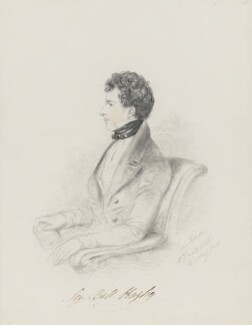 Edward Seymour Ball Hughes, by Alfred, Count D'Orsay - NPG 4026(35)