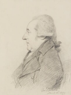 Thomas Hull, by George Dance - NPG 3899