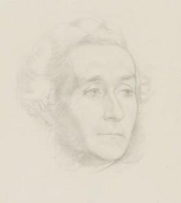 John Pyke Hullah, by Sir William Blake Richmond - NPG 1348