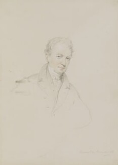 Friedrich Heinrich Alexander, Baron Humboldt, by William Brockedon - NPG 2515(38)
