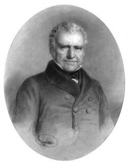 Joseph Hume, by Charles Blair Leighton, 1849-1850 - NPG 1098 - © National Portrait Gallery, London