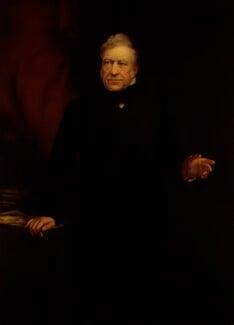 Joseph Hume, by John Whitehead Walton, 1854 - NPG 713 - © National Portrait Gallery, London