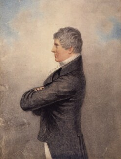 Henry Hunt, by Adam Buck - NPG 956