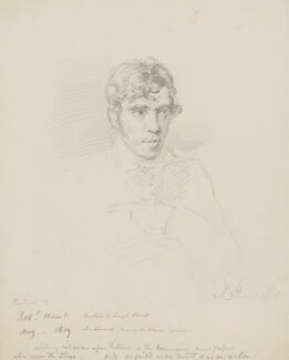 Robert Hunt, by John Linnell - NPG 4523