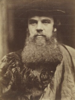 William Holman Hunt, by David Wilkie Wynfield - NPG P75