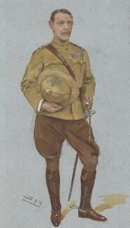 Sir Archibald Hunter, by Sir Leslie Ward - NPG 5126