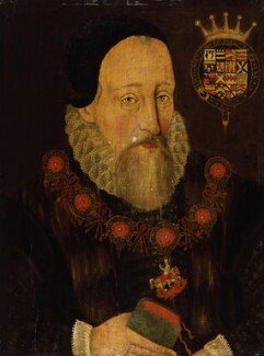 Henry Hastings, 3rd Earl of Huntingdon, by Unknown artist, late 16th-early 17th century - NPG 1574 - © National Portrait Gallery, London