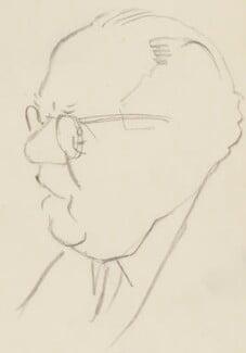 Jack Hylton, by Sir David Low - NPG 4529(177)