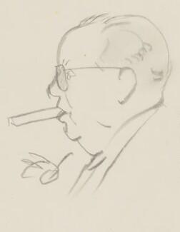 Jack Hylton, by Sir David Low - NPG 4529(179)