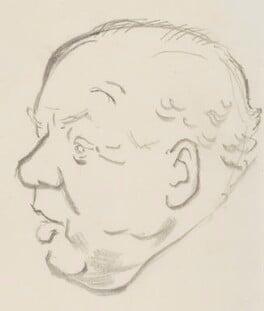Jack Hylton, by Sir David Low - NPG 4529(180)