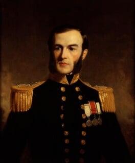 Sir Edward Augustus Inglefield, replica by Stephen Pearce - NPG 921