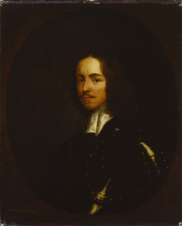 Unknown man, formerly known as Henry Ireton, by Unknown artist, 1640s? - NPG 33 - © National Portrait Gallery, London