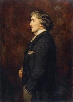 Sir Henry Irving, by Harry M. Allen, after  Sir John Everett Millais, 1st Bt, late 19th century, based on a work of 1884 - NPG 1453 - © National Portrait Gallery, London
