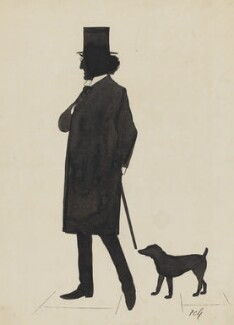 Sir Henry Irving, by Sir Francis Carruthers Gould ('F.C.G.'), late 1890s - NPG 3538 - © National Portrait Gallery, London