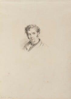 Washington Irving, by William Brockedon, 1824 - NPG 2515(6) - © National Portrait Gallery, London