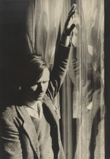 Christopher Isherwood, by Humphrey Spender - NPG P41