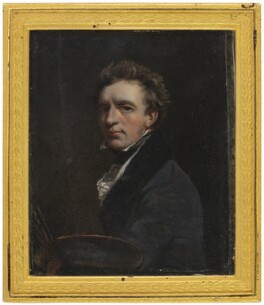 John Jackson, copy by William Mulready, after  John Jackson - NPG 6299