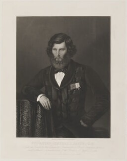 John Jacob, by Thomas Lewis Atkinson, after  Unknown artist - NPG 2186a