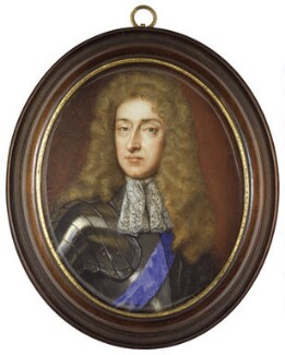 King James II, after Sir Godfrey Kneller, Bt - NPG 6277