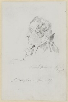 David James, by Sydney Prior Hall - NPG 2374