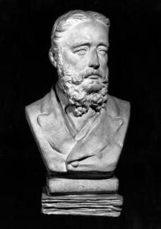 Richard Jefferies, by Margaret Thomas - NPG 1097