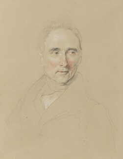Francis Jeffrey, Lord Jeffrey, by John Linnell - NPG 1815