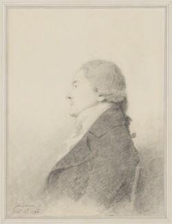 Joseph Jekyll, by George Dance, 1796 - NPG 1146 - © National Portrait Gallery, London