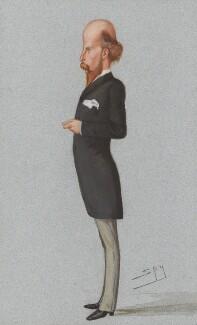 John Edward Jenkins, by Sir Leslie Ward, published in Vanity Fair 31 August 1878 - NPG 2578 - © National Portrait Gallery, London