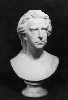 Douglas William Jerrold, by Edward Hodges Baily, 1853 - NPG 942 - © National Portrait Gallery, London