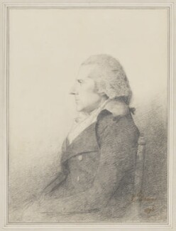 William Jessop, by George Dance - NPG 1147