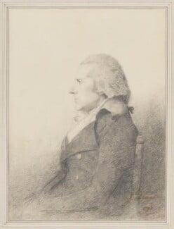 William Jessop, by George Dance, 1796 - NPG 1147 - © National Portrait Gallery, London