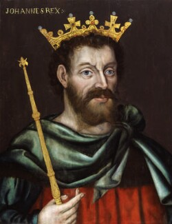 King John, by Unknown artist, 1597-1618 - NPG 4980(5) - © National Portrait Gallery, London