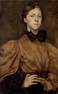 Gwen John, by Gwen John, circa 1900 - NPG  - © National Portrait Gallery, London
