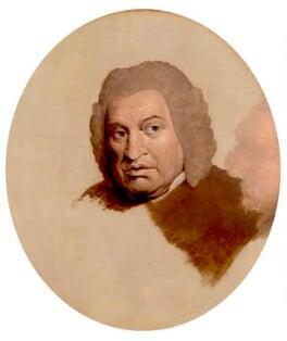 Samuel Johnson, by James Barry, circa 1778-1780 - NPG 1185 - © National Portrait Gallery, London