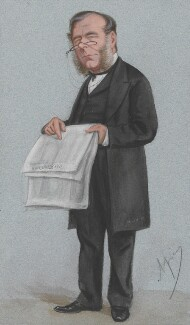 James Johnstone, by Carlo Pellegrini - NPG 2726
