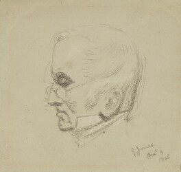 George Jones, by Charles Hutton Lear - NPG 1456(14)